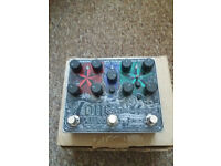 Electro Harmonix EHX Tone Tattoo multi effects fx guitar pedal
