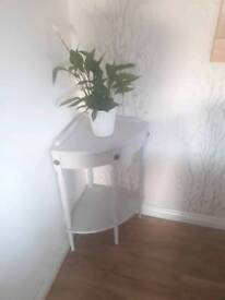 Shabby Chic Small Corner Table