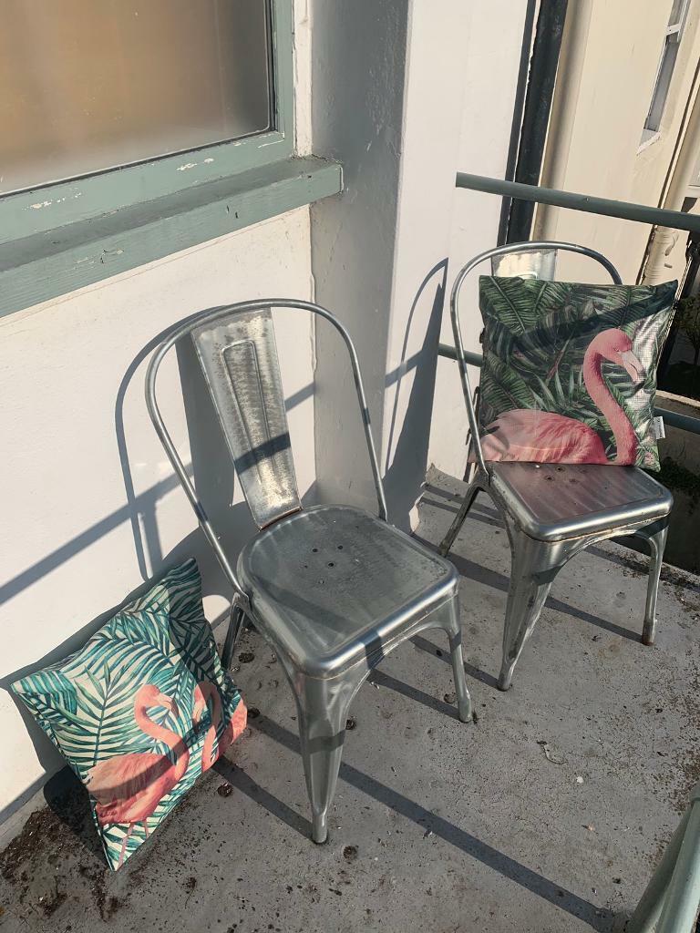 Brighton Patio Furniture.3 Patio Chairs In Brighton East Sussex Gumtree