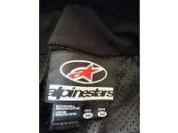 Alpinestars leathers