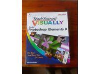Adobe Photoshop Elements 8 Mike Wooldridge Teach yourself visually - New