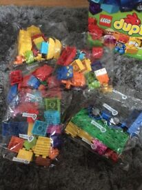 Lego Duplo Creative Building Box (70 pieces) unused and in original packaging