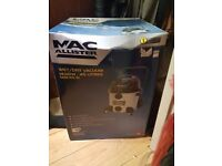 Macallister wet and dry vacuum