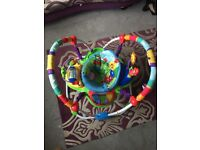 Baby jumperoo bouncer for sale!!!
