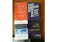 DRIVE YOURSELF SANE, PLEASE UNDERSTAND ME II, NEGOTIATING GLOBALLY,SOCIAL NETWORKS AND ORGANIZATIONS