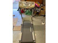 Treadmill - Tunturi T30 Foldable Treadmill
