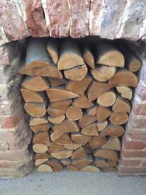 Wood burner wood