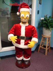 Gemmy Christmas homer