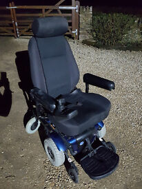 Jazzy 1103 Electric Wheelchair Mobility Aid
