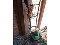 Garden tiller/rotavator