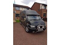 Campervan motorhome mint condition ford transit