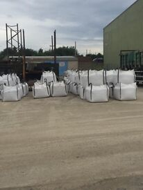 Aggregates Bagged and Loose
