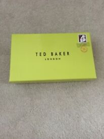 Item sold Ted Baker Crystal Bow Patent Matinee