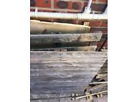FREE - Pallet wood