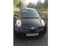Quick sale Nisan micra