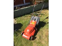 Flymo electric mower