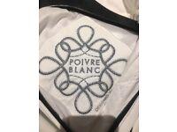 White Poivre Blanc Girls Ski Jacket