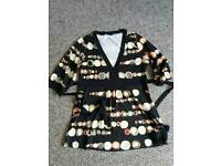 Reserved blouse. Size L