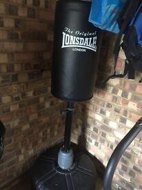 Large boxing bag