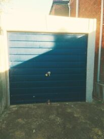 Secure Single Garage for Rent in Charminster Bournemouth