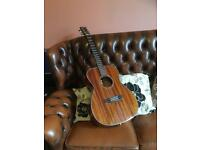 Tanglewood tw40 od with K&K pickup