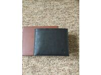 Bnib New Mulberry Black leather wallet