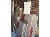 NEW shaker kitchen door fronts
