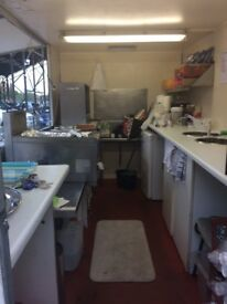 Business for sale mobile catering trailer