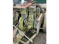 Lister stationary diesel engine