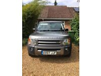 Land Rover Discovery 3 SE 2007 (07) TDV6