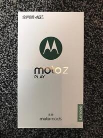 Motorola z play brand new