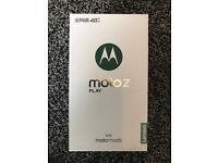 Motorola z play brand new