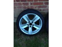 BMW Wheels and Tyres for sale