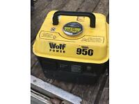 Wolf 950w Generator