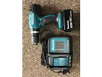 BRAND NEW MAKITA LXT 18v DRILL 3.0 ah