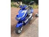 Rare 2004 Yamaha aerox 100cc SALE/SWAP!