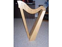 Harp, Morwenna Rose 27 String