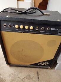 AXL amp ub70