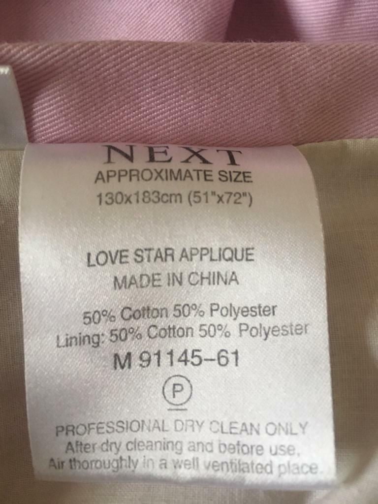 Next Bedroom Curtains Girls Pink Next Bedroom Curtains Stars Hearts In Gomersal