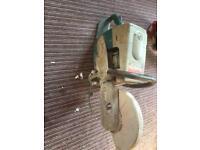 Makita disk cutter