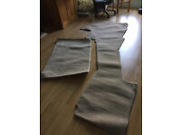 Unused Caravan Carpets for Bailey Orion 430-4