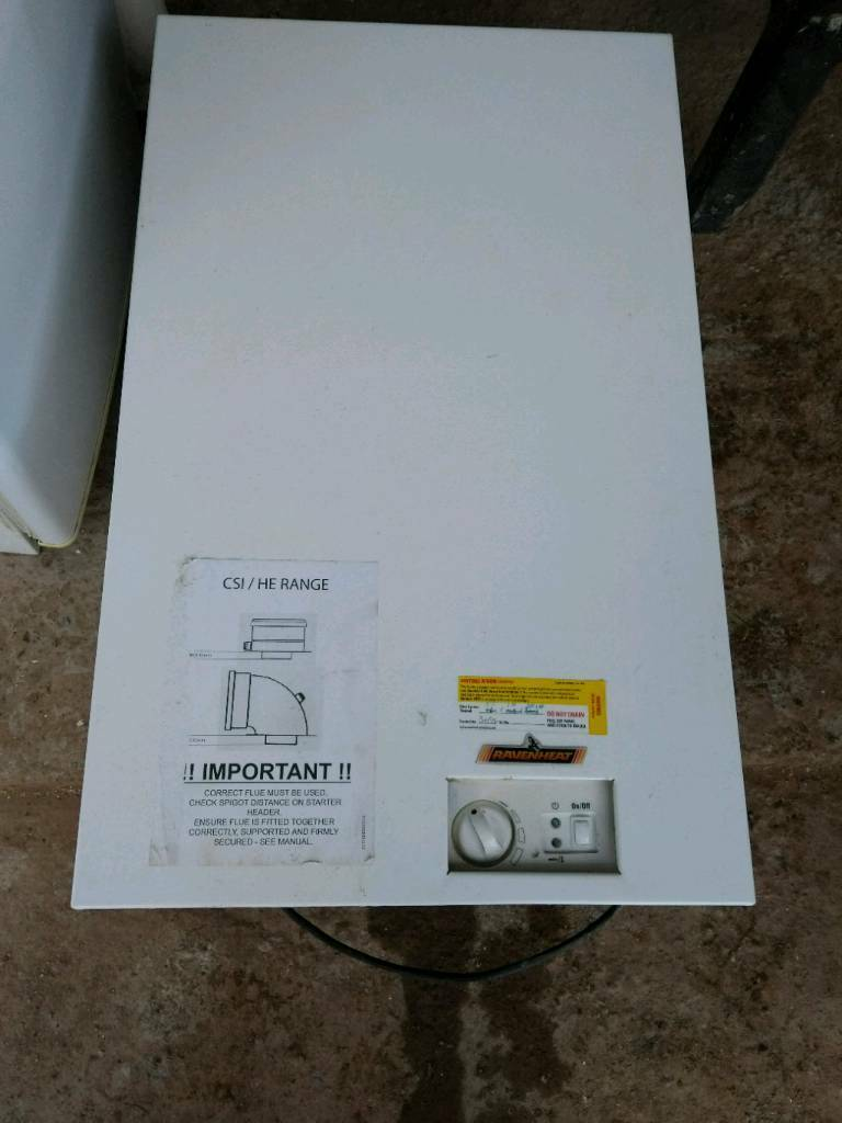 Calor gas/Lpg central heating boiler   in Huntly, Aberdeenshire ...