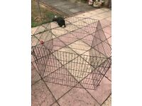 Animal Play Pen immaculate condition