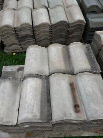 Concrete Interlocking Norfolk Pan Tile Pattern