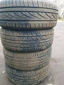 185 55 15 4 good tyres