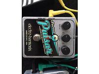 Electro Harmonix Pulsar Tremolo guitar effects Pedal