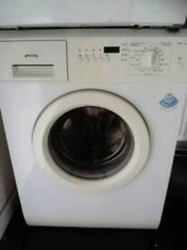 Smeg washing machine 1600 spin