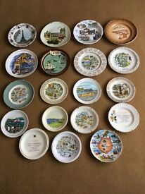 Assorted Display Plates