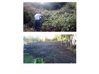 Gardening services, garden maintenance, fencing, turfing - Edinburgh, Livingston, Lothians, Fife