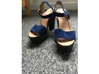 Stylish Russell and Bromley Sandals size 5/38